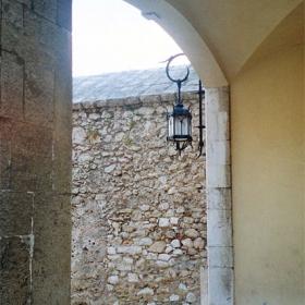 Някъде в крепостта