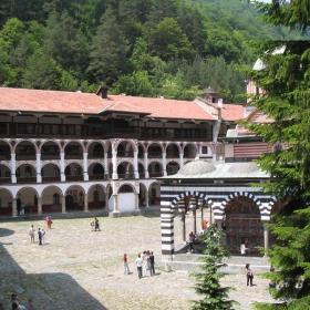 Rilski manastir - 2005 god.