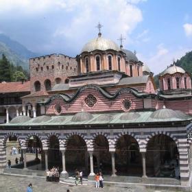 Rilski manastir - Bulgaria  2005