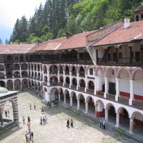 Rilski manastir - Bulgaria  2005 god.