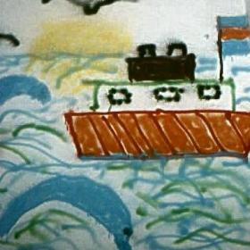 Перник - 01.06.05 - Картини от една изложба ІІ