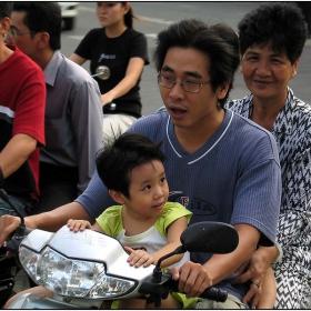 Баба, татко и аз...