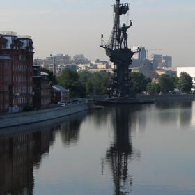 Утро на Москве-реке