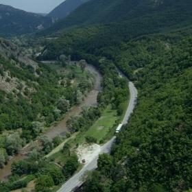 Долината на Места