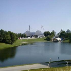Мюнхен-Олимпийското езеро