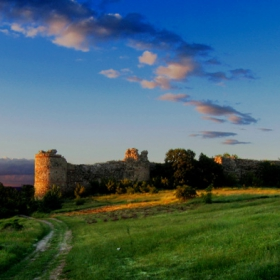 Византийската крепост до с.Мезек