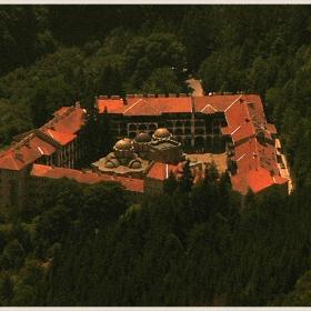 От Мальовица до Рилски манастир по права линия