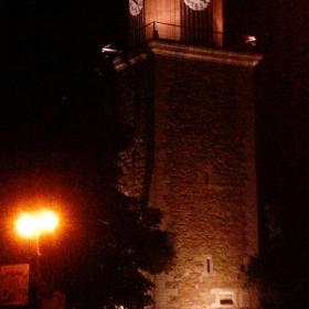 ІІ.Нежна е нощта - Свищов, часовниковата кула