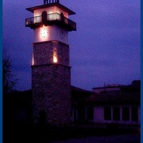 ІІІ.Нежна е нощта - Добрич, часовниковата кула