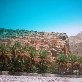 Слънчева планина - Jebel Shams