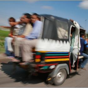 Индия на път 3