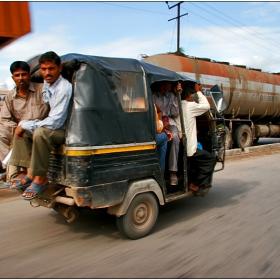 Индия на път 4