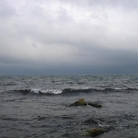 Dialogue du vent et de la mer
