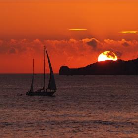 M - Sunset