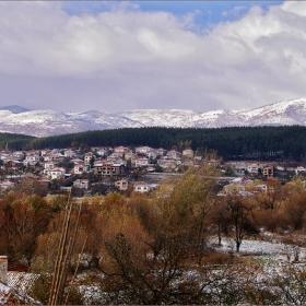 В полите на Балкана......