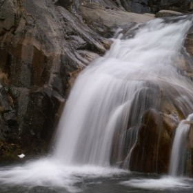 Водопада Санданска Бистрица