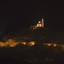 Нощ над старата столица