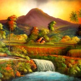 ...райски сън..!