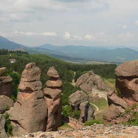 Каменните стражи на Белоградчик
