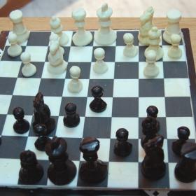 Сладък шах - буквално