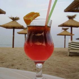 Коктейлче на плажа