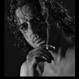 Satchmo...с цигара:)
