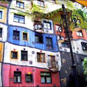Виена - шантавата къща