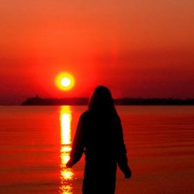 My last sunrise