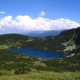 Рила Долното Езеро