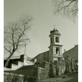 Катедралната църква СВ. БОГОРОДИЦА, Пловдив