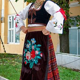 женска хубост от България