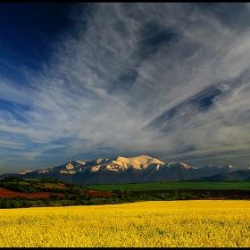 Ботев връх от към севлиево