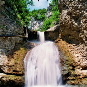 Дряновски водопади