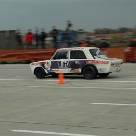 Най-бързата кола в България в клас А е ВАЗ 2101 на Гошо Карбуратора