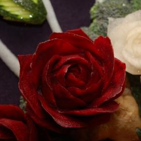 демострация по карвинг - цвекло