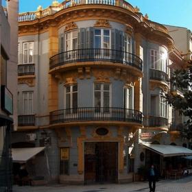 Испания,Малага