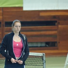 Държавно първетство но тенис - жени, полуфинал, Десислава Младенова (ЦСКА)