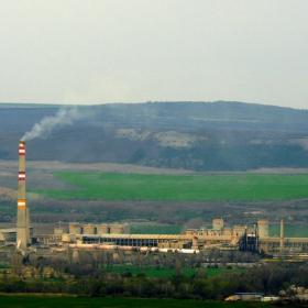 Циментов завод Девня