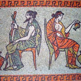 Пауталия и Асклепий