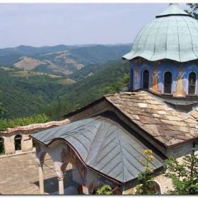 Соколски манастир край Габрово