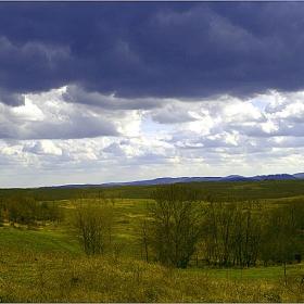 облаци  над Странджа