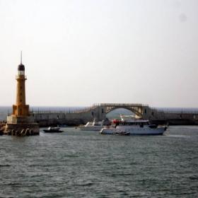 Александрийският фар!