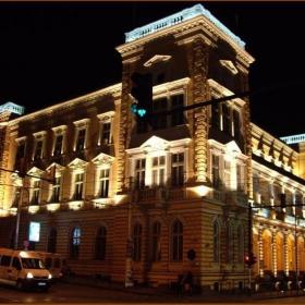Сградата на Централен дом на армията