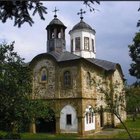 Църквата в кв. Видима на Априлци