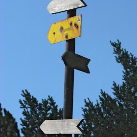 Не е важно накъде пътуваш. Важното е да има посока.