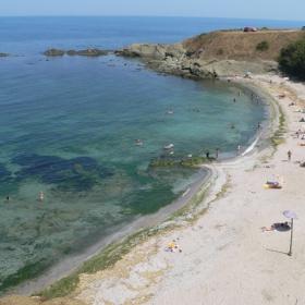 Варвара - селския плаж