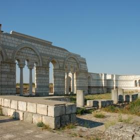 Голямата базилика2-Плиска