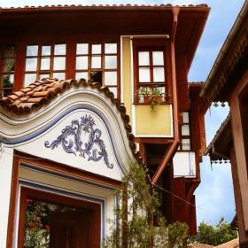 Алафрангите - Пловдив, Старият град