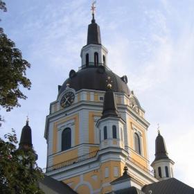 Стокхолм - църква