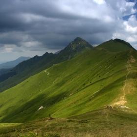 Гръбнакът на планината